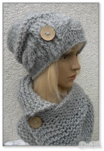 strickfisch.Set.cowl-hat.grau.04
