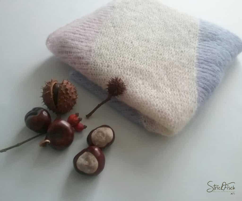 PASTELLY – Tuch stricken, federleicht, watteweich