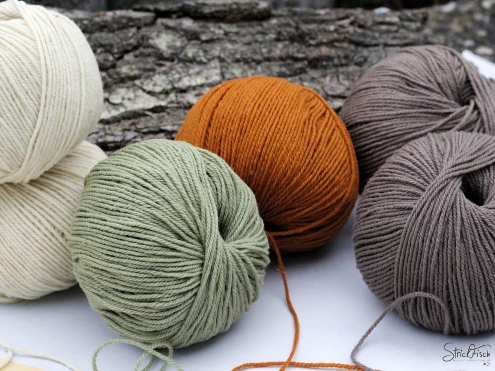 Schaf und Schäfer; fair gehandelte Wolle aus Deutschland