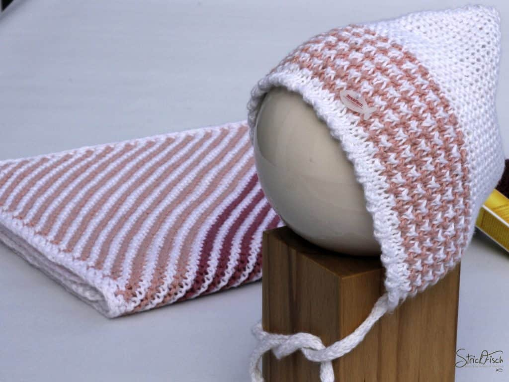 pixie haube f rs baby stricken babym tze strickfisch. Black Bedroom Furniture Sets. Home Design Ideas