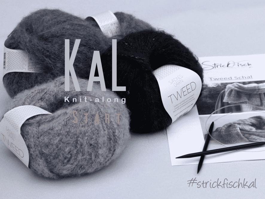 KAL / Knitalong Start und Anleitung