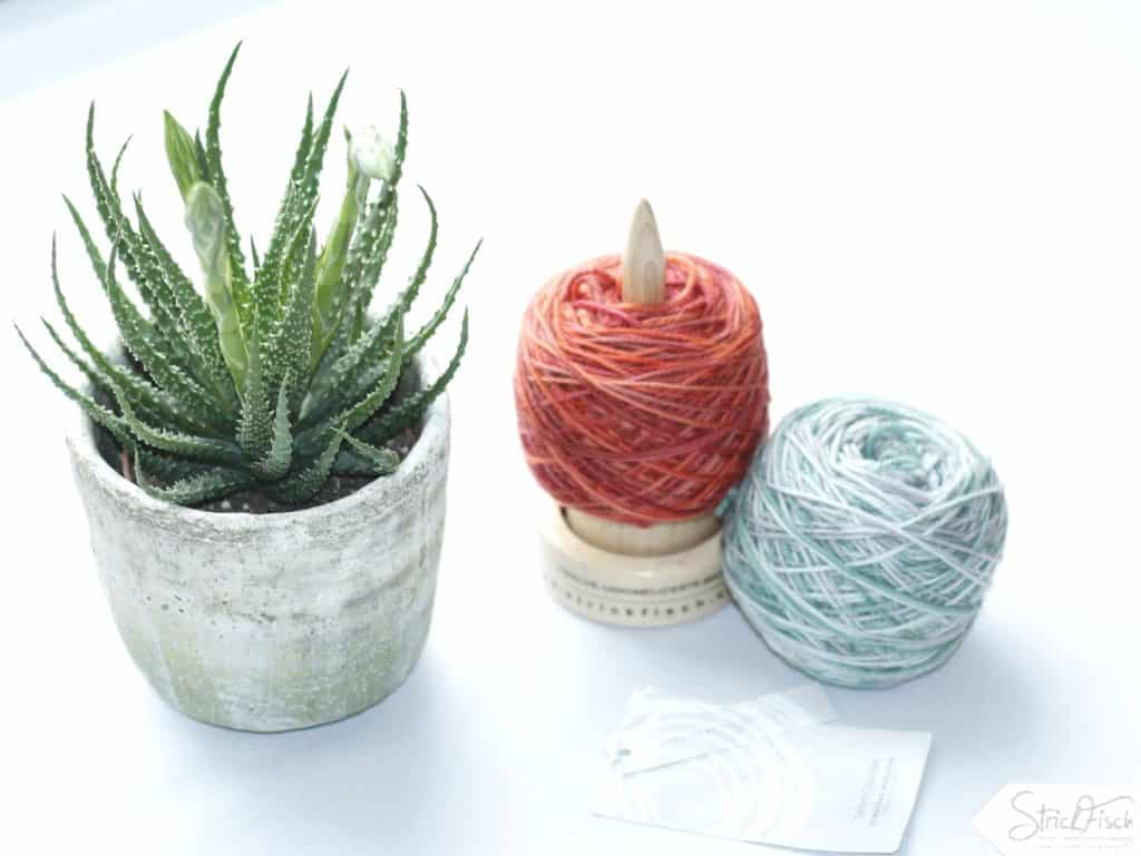 "Garntest ""The Yarn Collective"" für Loveknitting"