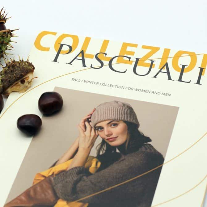 Pascuali Collezioni Book 2 - Modell PEMA by StrickFisch