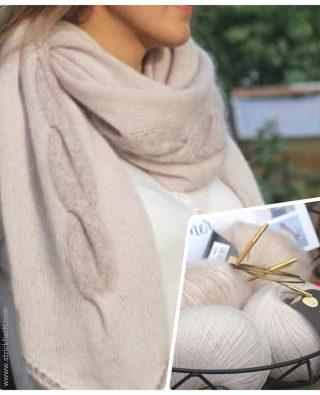 🅦🅔🅡🅑🅤🅝🅖 [Verlinkung/Markennennung] Kuschle mich gerade in meine #junestola  Habt einen schönen Tag. 🤗 #strickglück #tuchstricken #strickanleitung #garnverliebt #strickblog #strickfisch #lamanapremia #lamanamodena #knittersofinstagram #knittinglove #knitstagram #knitshawl #knitdesign #knitknitknit #knittinginspiration #knitstyle